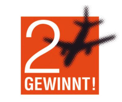 Signet der Bürgerbewegung AUFGEMUCKT zur Verhinderung der dritten Startbahn am Münchner Flughafen